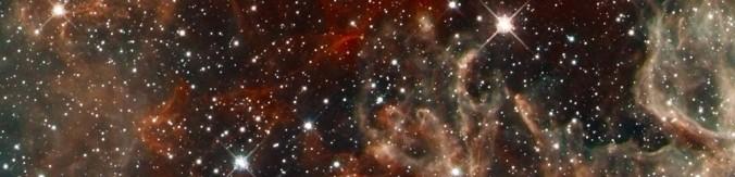 Hubble Image R136
