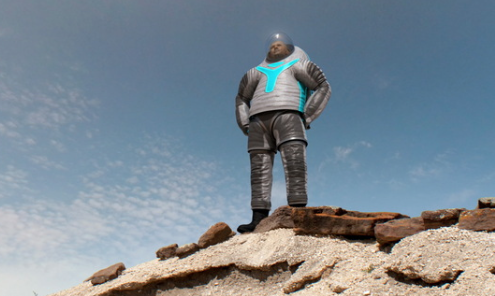 astronaut suit on mars - photo #13
