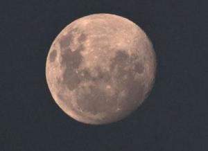 Moon photo 2014