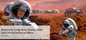 NBC - Mars Mission