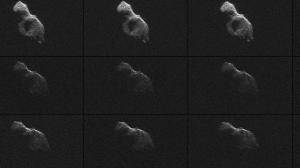 Near Earth Asteroid Photographs 2014