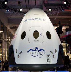SpaceX capsule 2014