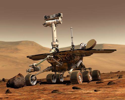 Opportunity Mars Explorer Rover B