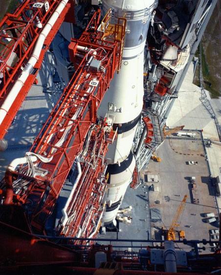 Saturn V - Apollo 11