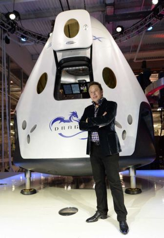 SpaceXcapsule